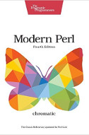 cover image for Modern Perl: the book